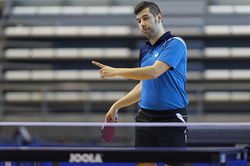 Tournoi international de Cognac 2019 - Tennis de Table - Niagol Stoyanov