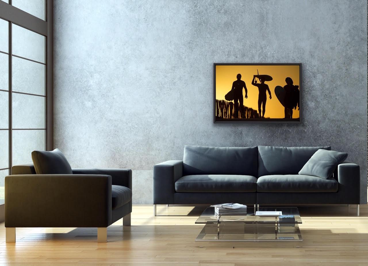 Tirage d'art sur support Dibond 2mm et caisse américaine - Mickaël Bonnami Photographe