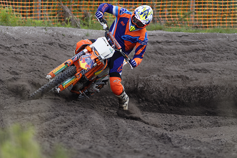 Motocross - Circuit de Hourtin