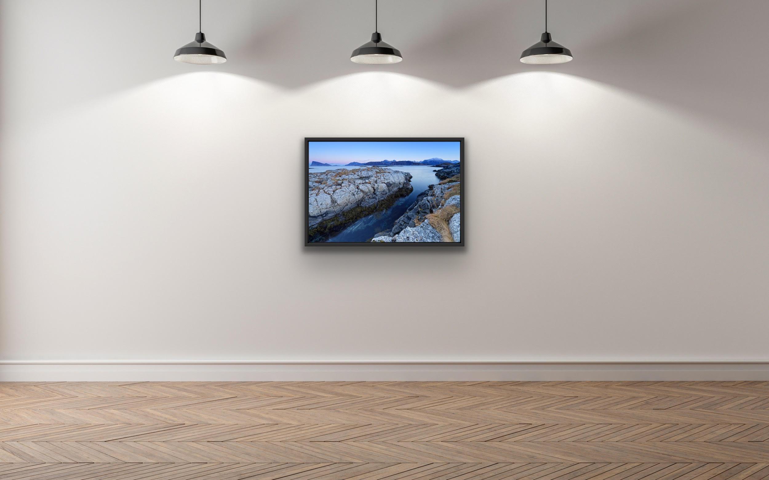 Tirage d'art - Mickaël Bonnami Photographe - Norvège