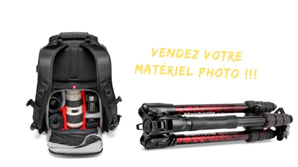 Vendez vVendez votre matériel photo !!!otre matériel photo !!!