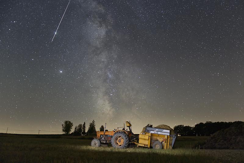 Voie Lactée - Dordogne - Stage photo Voie Lactée