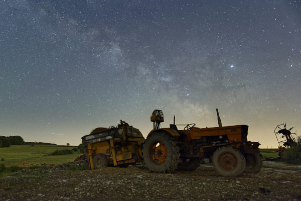 Sous la Voie Lactée - Stage photo Dordogne - Stage photo Voie Lactée VP23