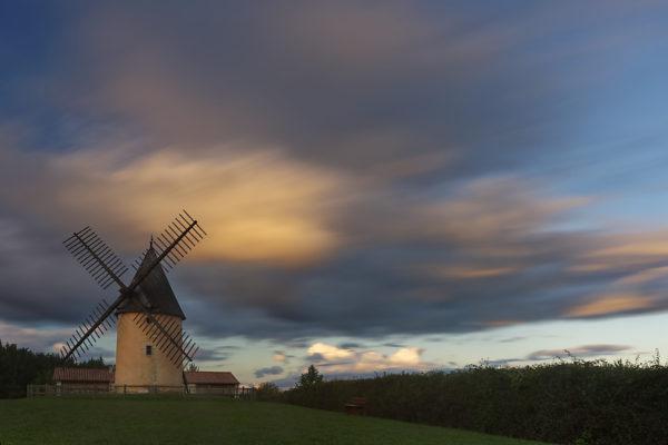 Moulin de Lansac - Stage photo Circumpolaire