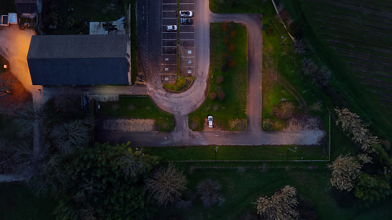 Photographier avec un drone - Dji Mavic Pro - Mickaël Bonnami Photographe