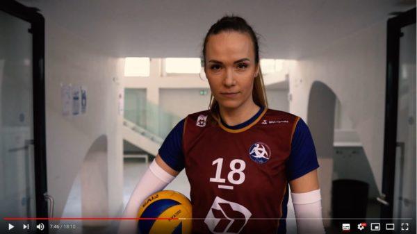 Brool vidéo sport féminin - Burdies - Volley-ball Bordeaux Mérignac - Aleksandra Szafraniec