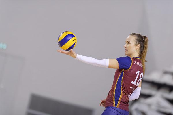Burdis Bordeaux - Volley-Ball - Aleksandra Szafraniec - Bordeaux Mérignac Volley