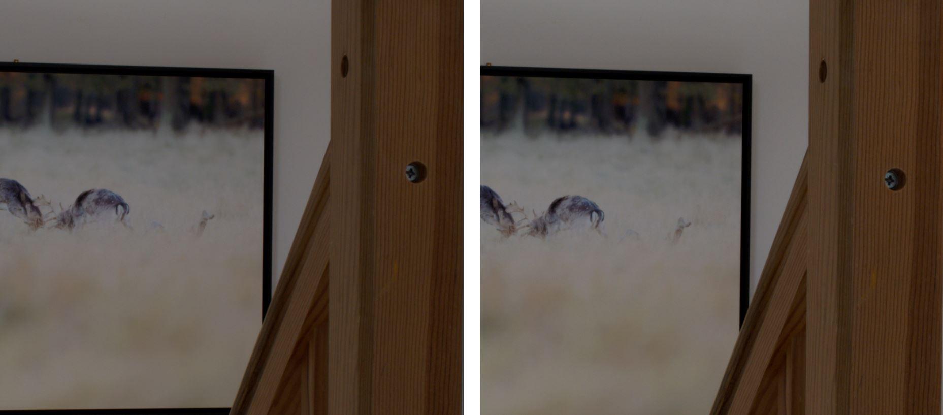Différence entre Nikon D5 24mm f1,8 et Nikon D5 18-55mm