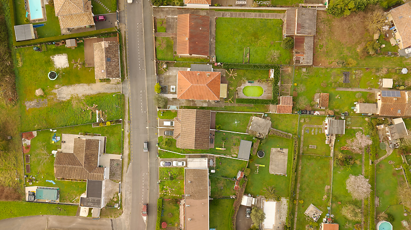 Prestation drone photo et vidéo - Mickaël Bonnami Photographe