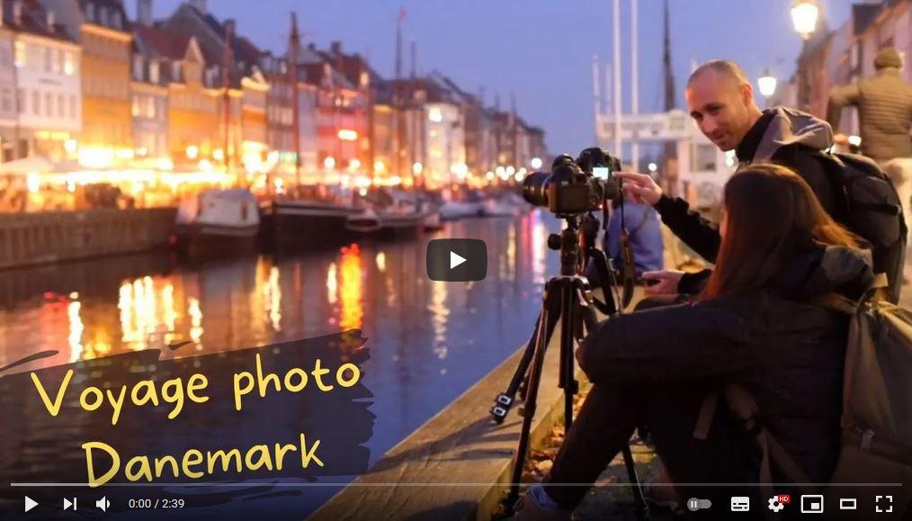 Voyage photo Danemark - YouTube