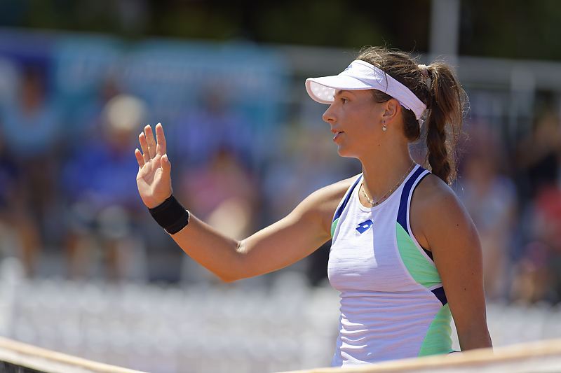 Engie Open Biarritz 2021 - Tennis - Lucrezia Stefanini